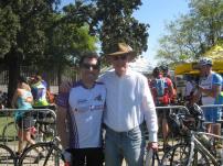 sandy-with-josh-bike-race